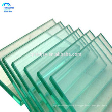 4mm-19mm fire safety toughened glass for window with ANSIZ97.1 test