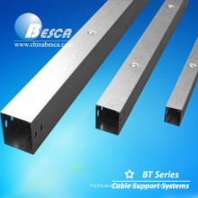 High Quality Outdoor and Indoor Use Steel Cable Trunking Manufacturer