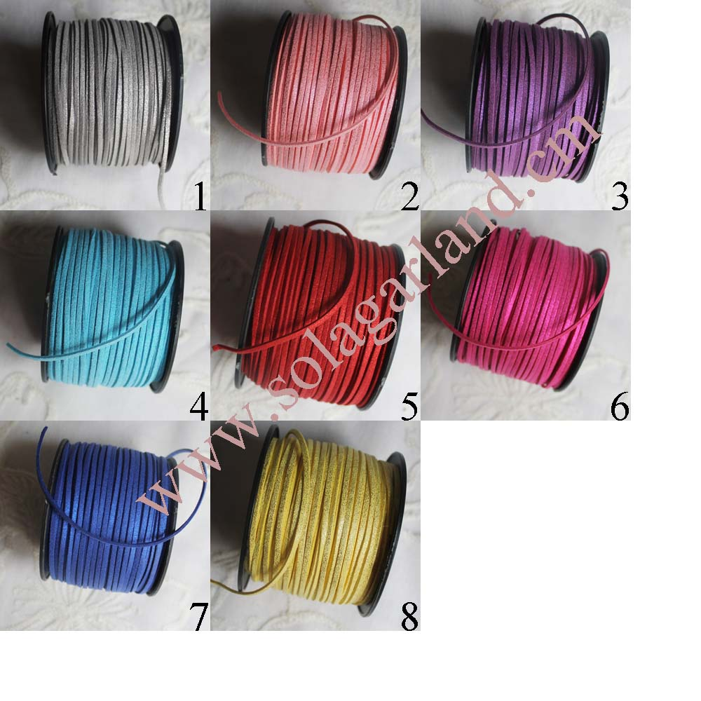 Leather Cord String