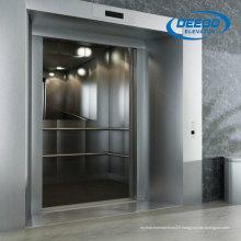 Ascenseur de voiture de chargement de 5000kg Vvvf