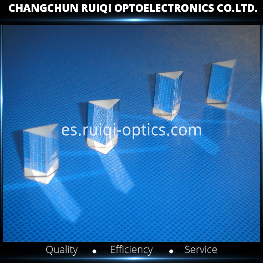 Optical Glass Equilateral Dispersing Prisms