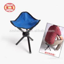 Cadeira de campo de metal leve com preço de fábrica