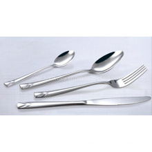 Stainless Steel Mirror Polish Tableware Flatware Cutlery Set (SE020)