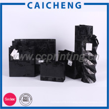Wholesale Recycle Custom Shopping Kraft Paper Bag