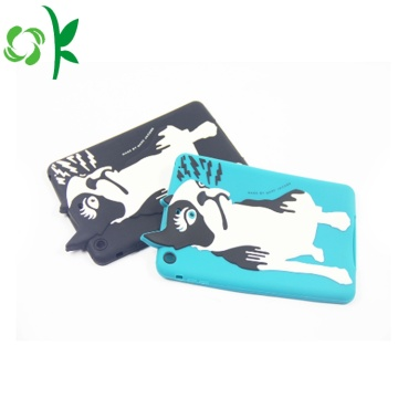 Pekingese-form Silikon Tablet Shell Cool Ipad Sleeve