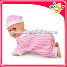 Neueste B / O Crawling Doll mit Sound