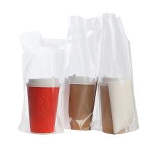 Milk Tea Packaging Bag Drink Cup Packaging Bag Portable Plastic Bag Custom