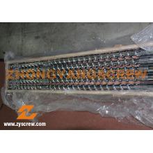 Único parafuso e barril para extrusora (ZYE193)