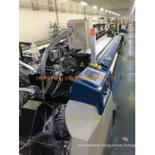 Picanol Omni Plus 800-340cm Air Jet Looms with 2 Nozzles Year 2007 with Staubli 1661 Cam