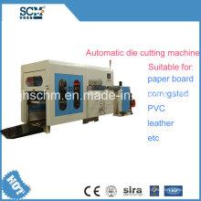 Leather/PVC Box/Liquid Bag/Non-Woven/Fabric Die Cutting Machine