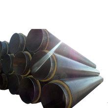 Gelbe Mantel-Wärmedämmungs-Antikorrosions-Stahlrohr