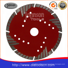 150mm Sintered Turbo Saw Blade for Cutting Granite