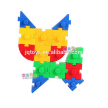 Детский пластиковый дошкольный блок для игрушек с SGS EN 71
