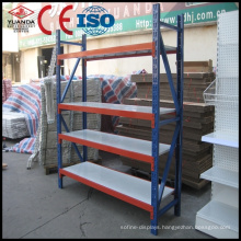 Colorful Medium Duty Metal Shelving Rack Garage Home Storage 4 Shelves Shelf Shelving Unit Yd-R6