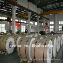 3005 tiras de alumínio para construção