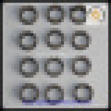 Segmentos de diamante para núcleos