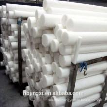 White PVC Rigid Plastic Sheet / Board / Rod