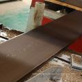 Напольная панель стены WPC /композит наружных стен сайдингом