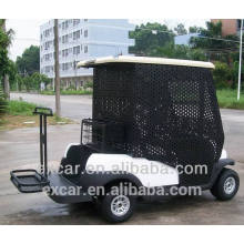 Excar electric ball packing cart 1 seats cheap for sale