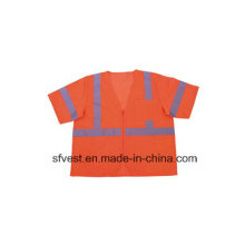 High Visibility Reflective Safety Workwear Vest