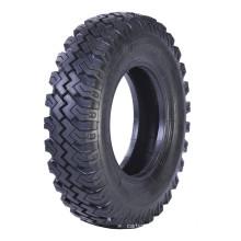 Neumático de camiones ligeros de patrón de campo de cross 7.50-16