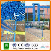 PVC beschichtet geschweißte temporäre Zaunplatte (ISO9001 Hersteller)