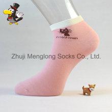 Heißer Verkauf Großhandel Lady Low Cut Socken keine Show-Baumwolle