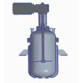 Cristalliseur de type JJ en acier inoxydable personnalisé