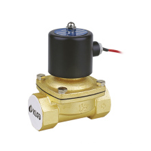 2W160-15 solenoid valve 1/2 inch water control solenoid valve DC12V normally closed/ open solenoid valve