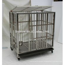 Stainless Steel Dog House For Sale In Philippines/Metal Dog Cage Philippines Sale