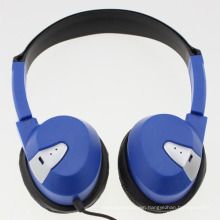 Wired Headphones with Soft Ear Cushion for Aviation Use