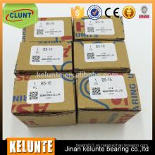 Cojinetes miniatura de aluminio del bloque de la almohadilla asahi ucf208