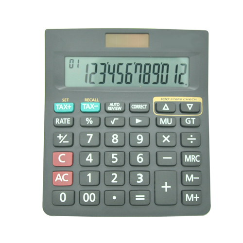 Check Calculator with Tax
