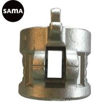 Bastidor de acero de inversión de cera perdida de precisión para tubería