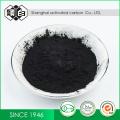 Carvão activado base de madeira como catalisador de oxidação para a fabricação de herbicidas