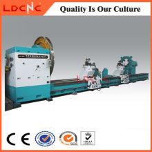 Máquina pesada horizontal profissional chinesa do torno C61250 para a venda
