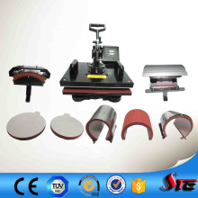 CE Approved Manual Multifunction Combo 8 in 1 Heat Press Machine Stc-SD08