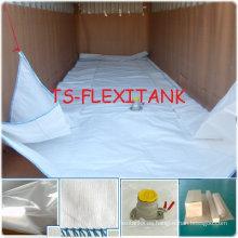 Flexitank para carga Petro química