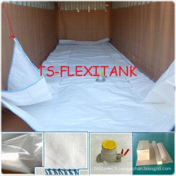 utilisé la cuisson huile transport flexitanks
