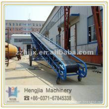 conveyor belt transporter