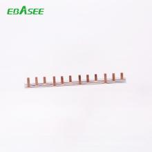 1P Pin Type copper Busbar 1.4*7 60A