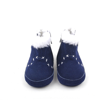 Neues Design Winter Warm Designer Baby Booties