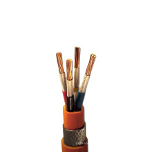 600 / 1000V Mica + XLPE Insulated , LSZH Sheathed Power Cables ( 2 - 4 cores )