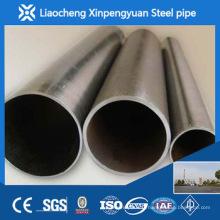 """Système professionnel 24 """"SCH40 ASTM A53 GR.B / API 5L GR.B tube en acier inoxydable en carbone à chaud"""