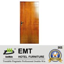 Portas de madeira de estilo indiano para quarto de hotel (EMT-HD04)