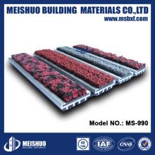 Systèmes de matrices d'entrée en aluminium anti-poussière