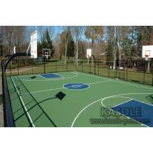 Acrylic Basketball Court floor