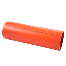 hot sale fireproof cpvc cable protection plastic pipe list prices