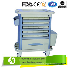 BV Factory Beautiful Mobile Treatment Medicicne Trolley
