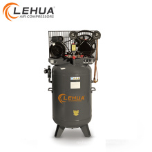 100 Liter 2hp vertikaler Luftkompressor mit V Luftpumpe